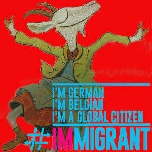 I'MMIGRANT. AND WHAT'S ABOUT YOU?