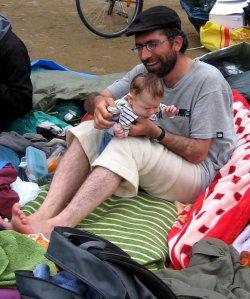 Babies brauchen Zuwendung