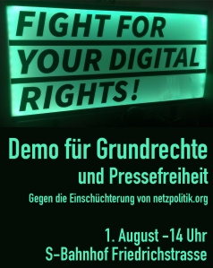 fight your digital rights