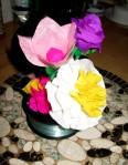 Flowers, created by Ghazal